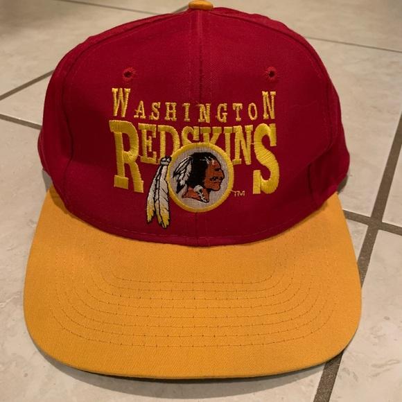 21c0bd74 Vintage Washington Redskins Hat